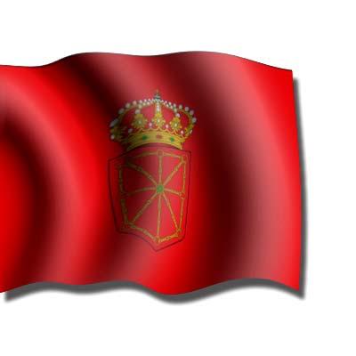 BANDERAS COMUNIDADES AUTÓNOMAS NAVARRA