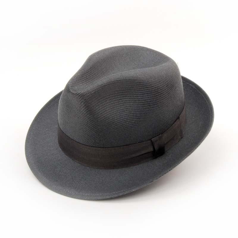 Sombrero de fibra, sombrero clásico de caballero, Dralon.