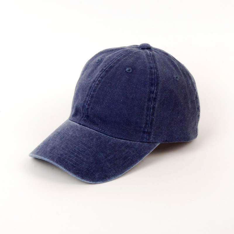 Gorra visera de verano confeccionada en algodón 100%. Visera en color azul.