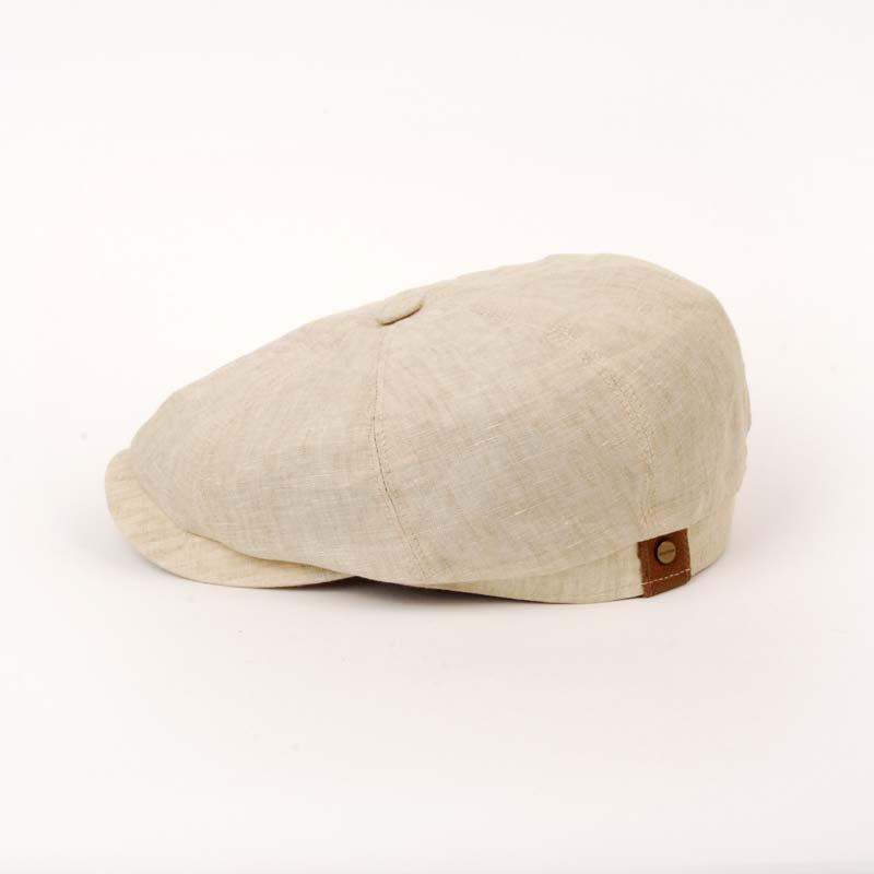 Hattera de la marca STETSON, para verano en color beige