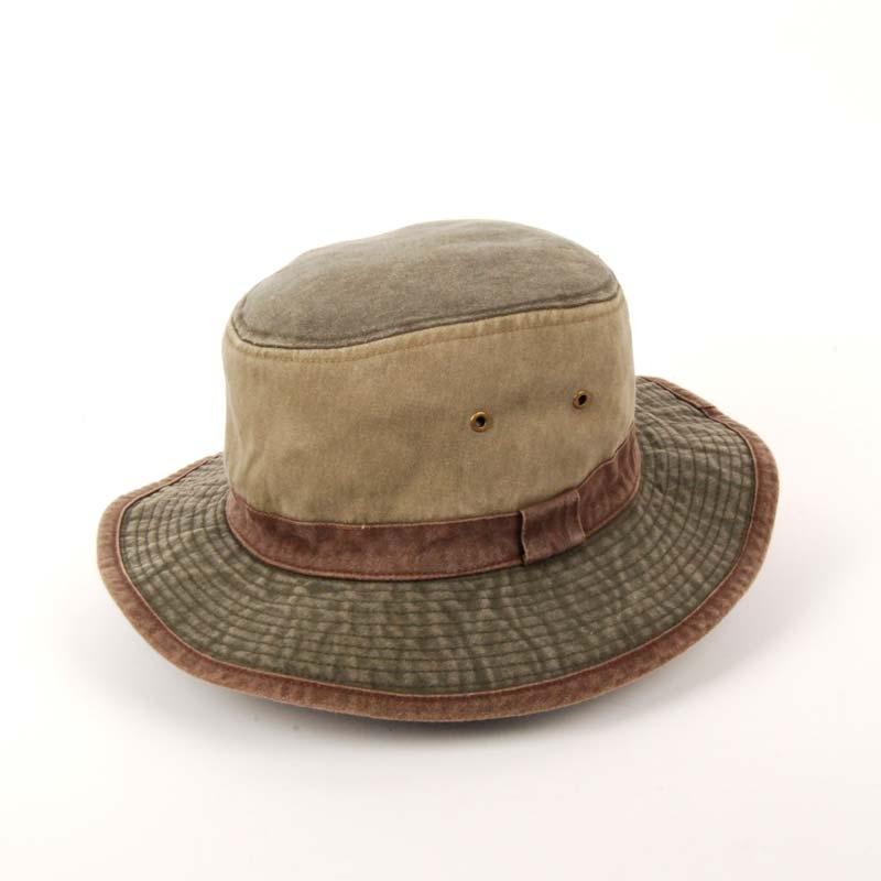 Sombrero de verano confeccionado en algodón 100%. Sombrero de sport.