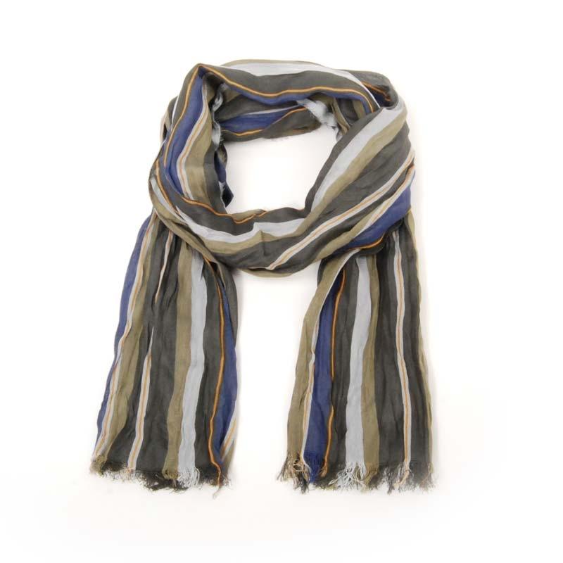 Foulard caballero , verano colores, pañuelo de Rayas