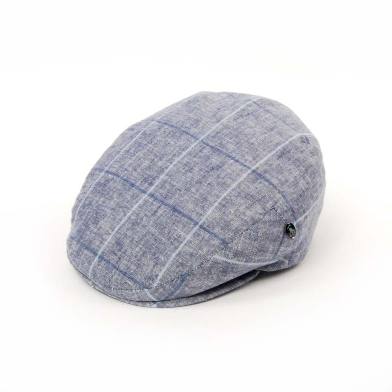 Gorra visera de caballero para el verano. CITY SPORT. Gorra en azul.