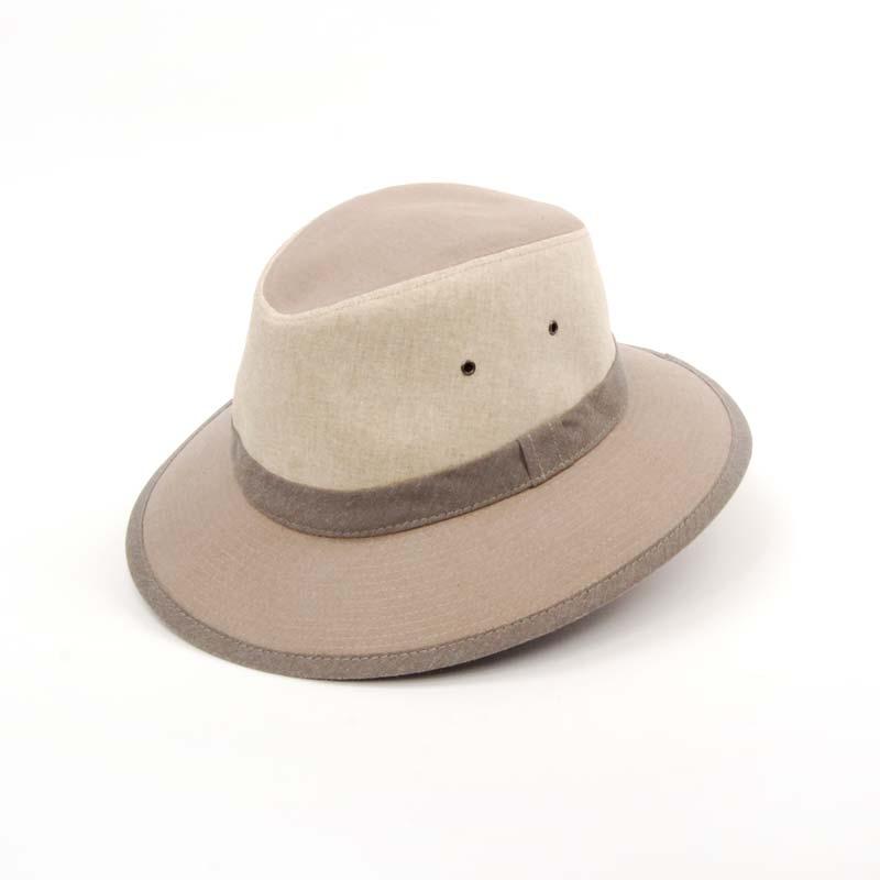 Sombrero Francés, de ala ancha, primavera verano.