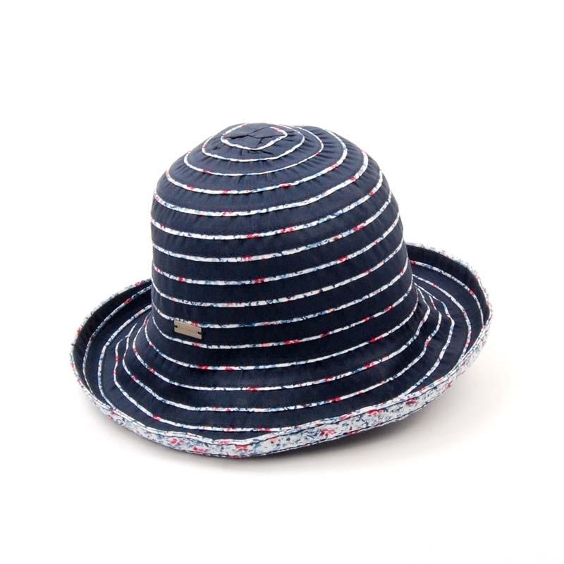 Sombrero Bretón, algodón, sombrero de mujer flexible.