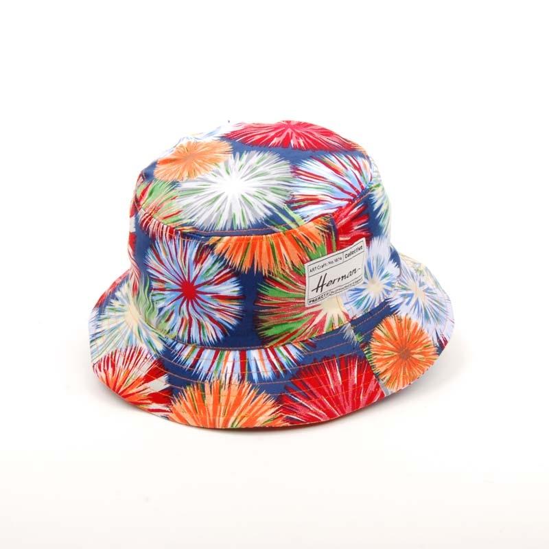 Sombrero verano para mujer estampado colores. SOMBRERO SPORT