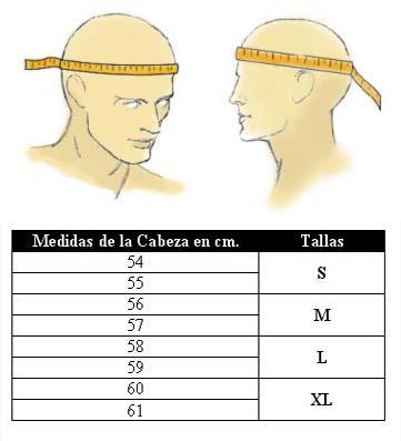 imagen sobre¿Cuál es mi talla de cabeza?