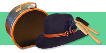 Cuidados de sombreros